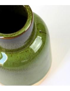 Vaso in ceramica M bicolor...