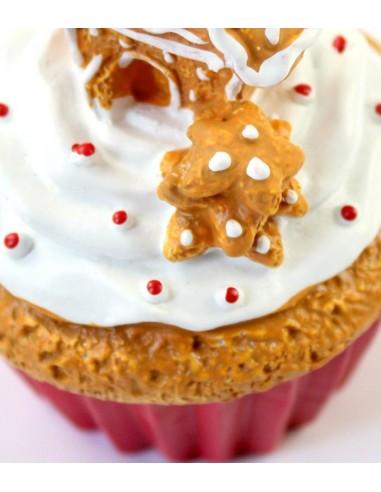 Cupcake grande casetta marzapane
