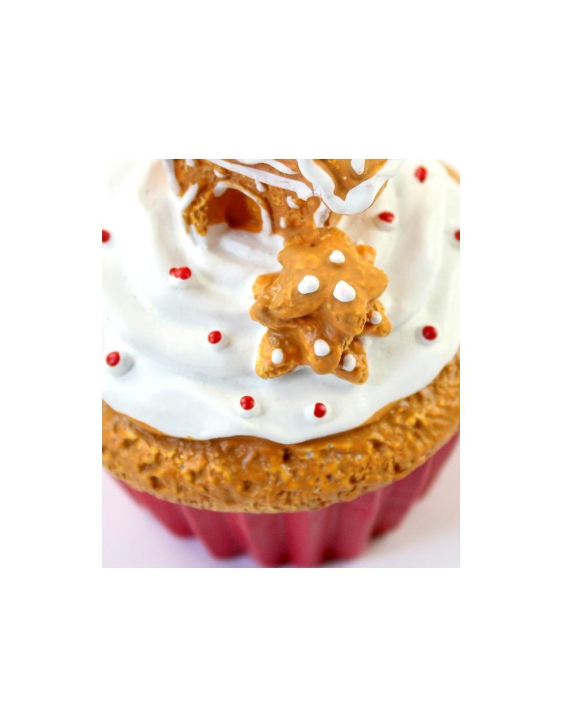 Cupcake grande con casetta di Marzapane - Vendita online!